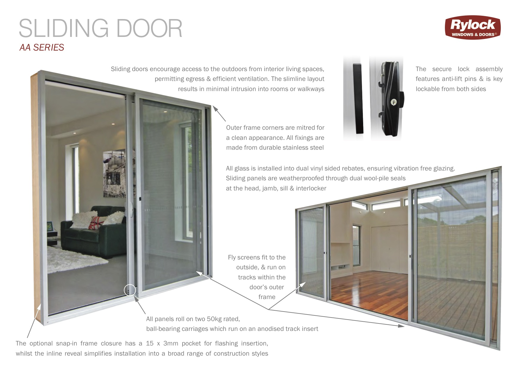 sc 1 st  Aluminium Windows u0026 Aluminium Doors Melbourne & AA Series | New Windows | New Doors