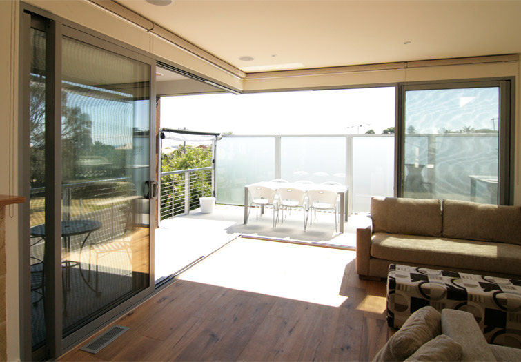 custom aluminium doors melbourne custom door installation melbourne corner doors melbourne stacker door & Custom Aluminium Corner Doors Melbourne | Rylock Windows u0026 Doors